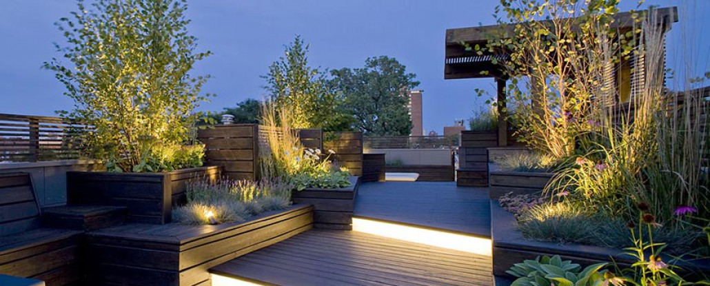 Ideas Para Un Roof Garden Portal Inmobiliario