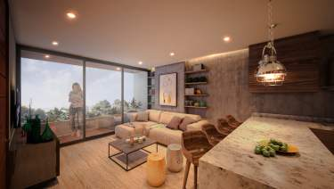 Fotografía 11 de Baltia Apartments